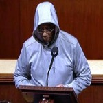 Video: Rep. Bobby Rush Tossed from House Floor for Wearing Hoodie