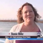 Michigan Mom Takes Plunge (Into Lake) While Texting (Video)