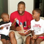 Dwyane Wade Shares His Story of Fatherhood in New Book