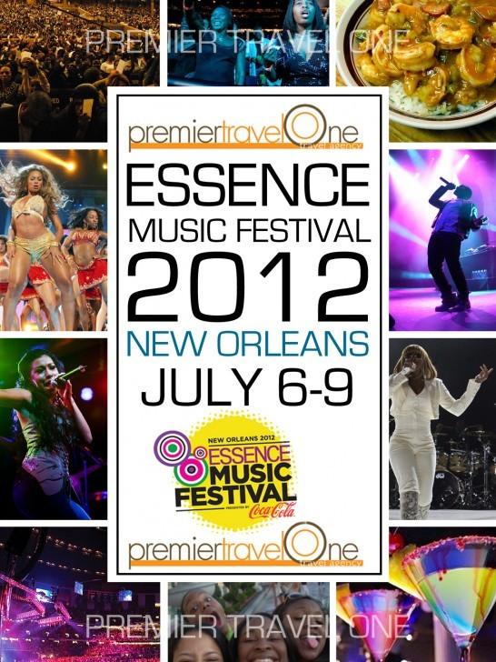 essence music festival 2012 poster