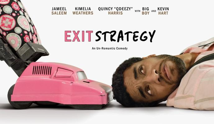 exit strategy (poster)