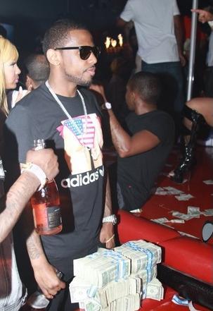 fabolous at strip club
