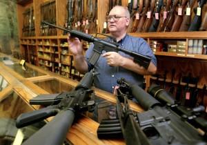 gun sales new york