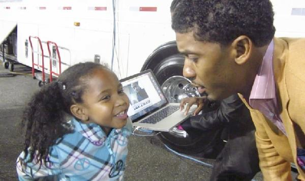 harmony love bailey & fonzworth bentley