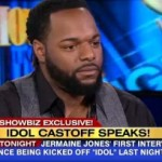 'Idol's' Jermaine Jones: I 'Circled Yes' for Previous Arrests (Video)