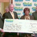 81-Year Old Wins Powerball's Third Largest Pot in History (Video)