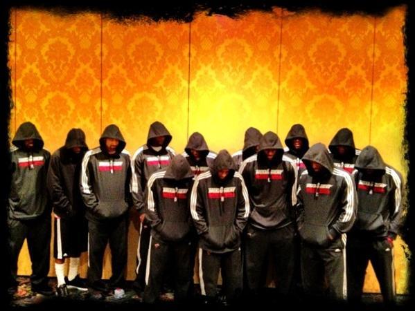 miami heat (hoodies)