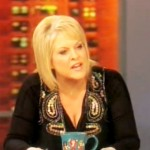 Nancy Grace Clashes with 'View' Ladies over Whitney Remarks