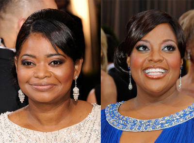 octavia spencer & sherri shepherd