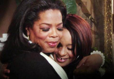 oprah & bobbi kristina