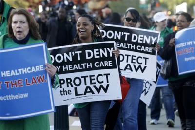 Supreme Court Health Care protests