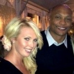 Eddie George Busted in Another Woman's Car; Denies Cheating