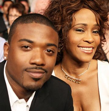 ray j & whitney houston