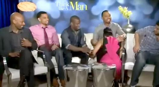 regina hall & tlam male cast