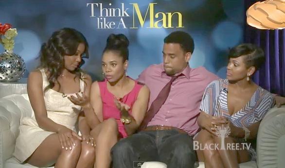 think like a man cast