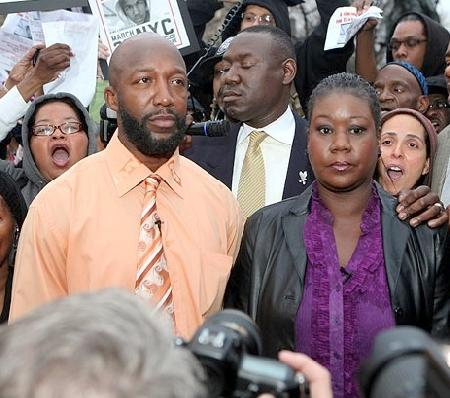 trayvons parents