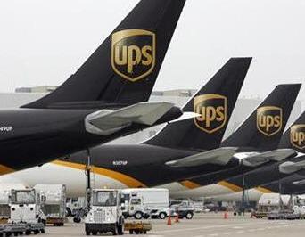 ups fleet aircraft
