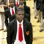Chicago's Urban Prep Does it Again; Every Senior College Bound