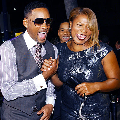 will smith & queen latifah