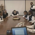 Fifth Grade Debate Team Impresses Audience