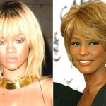 Rihanna Wants to Portray Whitney Houston in Biopic