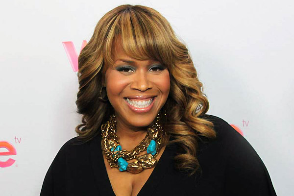 gospel singer Tina Campbell (Mary Mary) is 38