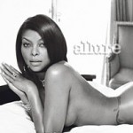 Taraji P. Henson Goes Nude for Allure Magazine (Video)