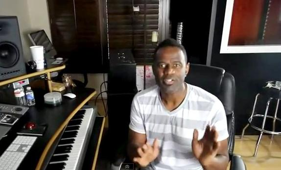 Brian 'Desperate' McKnight Makes X-Rated Song; Surprised at Negative Reaction (Video)