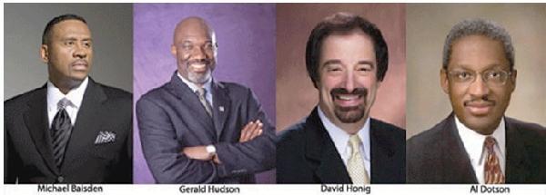 democracy awards honorees