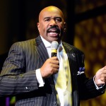 Steve Harvey Admits He's Trying to be a Better Christian