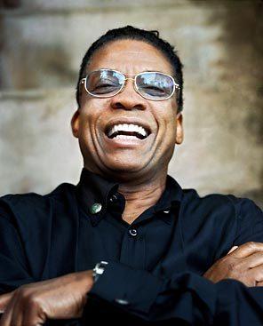 Musician Herbie Hancock is 73 today