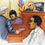 Hudson Murder Trial: Balfour Threatened Julia Hudson Her and Her Family