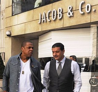 jay-z leaves jacob and co