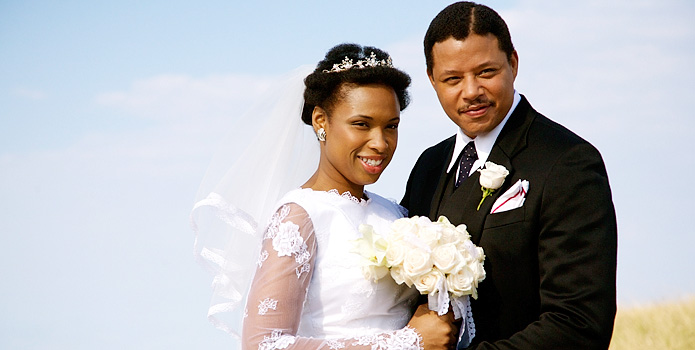 jennifer hudson & terrence howard in 'winnie'