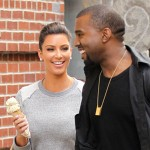 Video: Khloe Talks Kim and Kanye; Couple Hangs in NYC