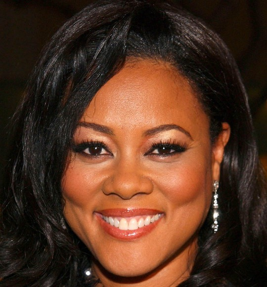 Actress Lela Rochon is 49 today