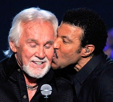 lionel richie kenny rogers