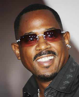 Actor-comedian Martin Lawrence is 49