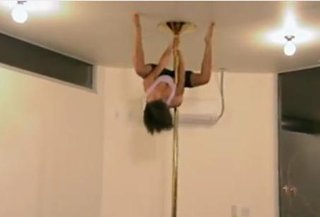 mary mary (pole dancing instructor)