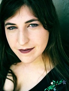 Mayim Bialik, PhD author's 'Beyond The Sling' (Simon & Scguster)