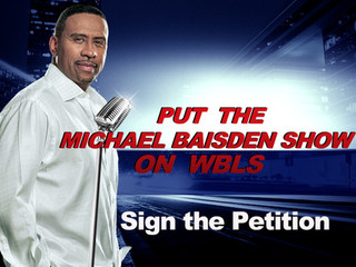 michael baisden petition
