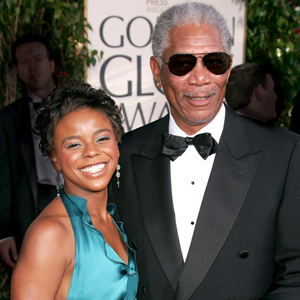 morgan freeman & edena hines