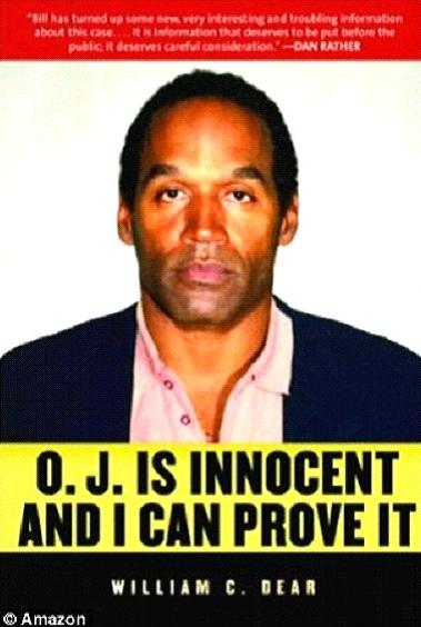oj is innocent book cover