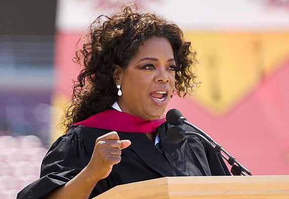 oprah (commencement)