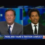 Piers Morgan and Toure' in Nasty Debate Over Martin Case (Video)