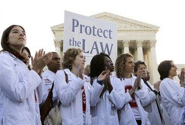 supreme court & medical students