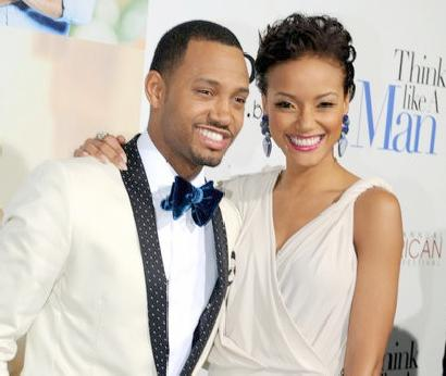 terrence j & selita ebanks