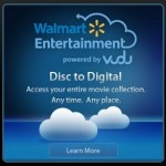 Walmart Enters the Digital Movie Biz with 'Disc to Digital' Service