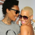 Wiz Khalifa and Amber Rose Photo Gallery