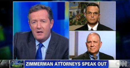 zimmerman's attorney